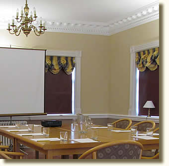 Conferences, meetings, presentations and forums  at Elme Hall Wisbech