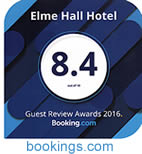 Elme Hall Hotel on Bookings.Com